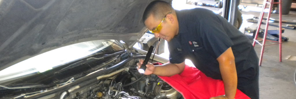 Our mechanics are ASE Certified
